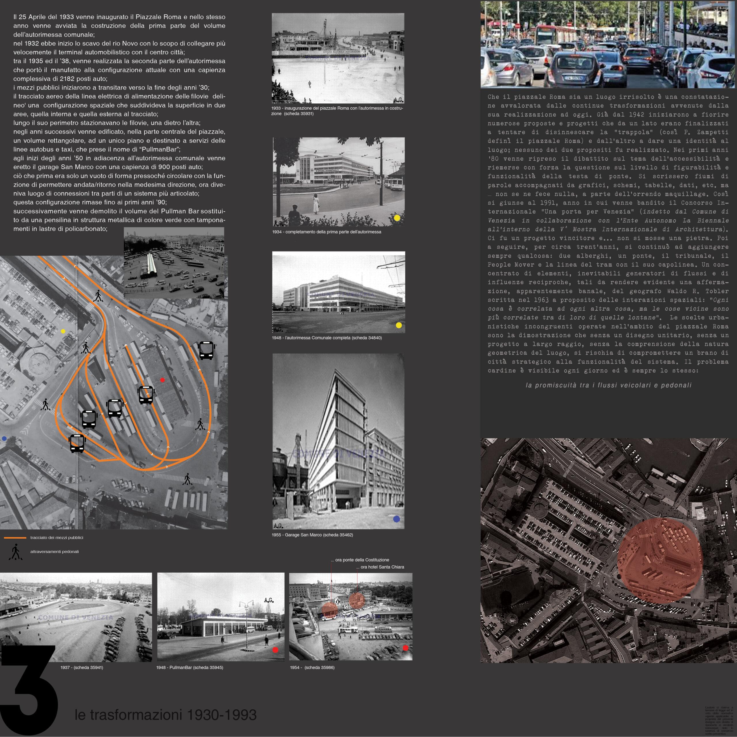 Piazzale Roma_piano di riassetto funzionale 03
