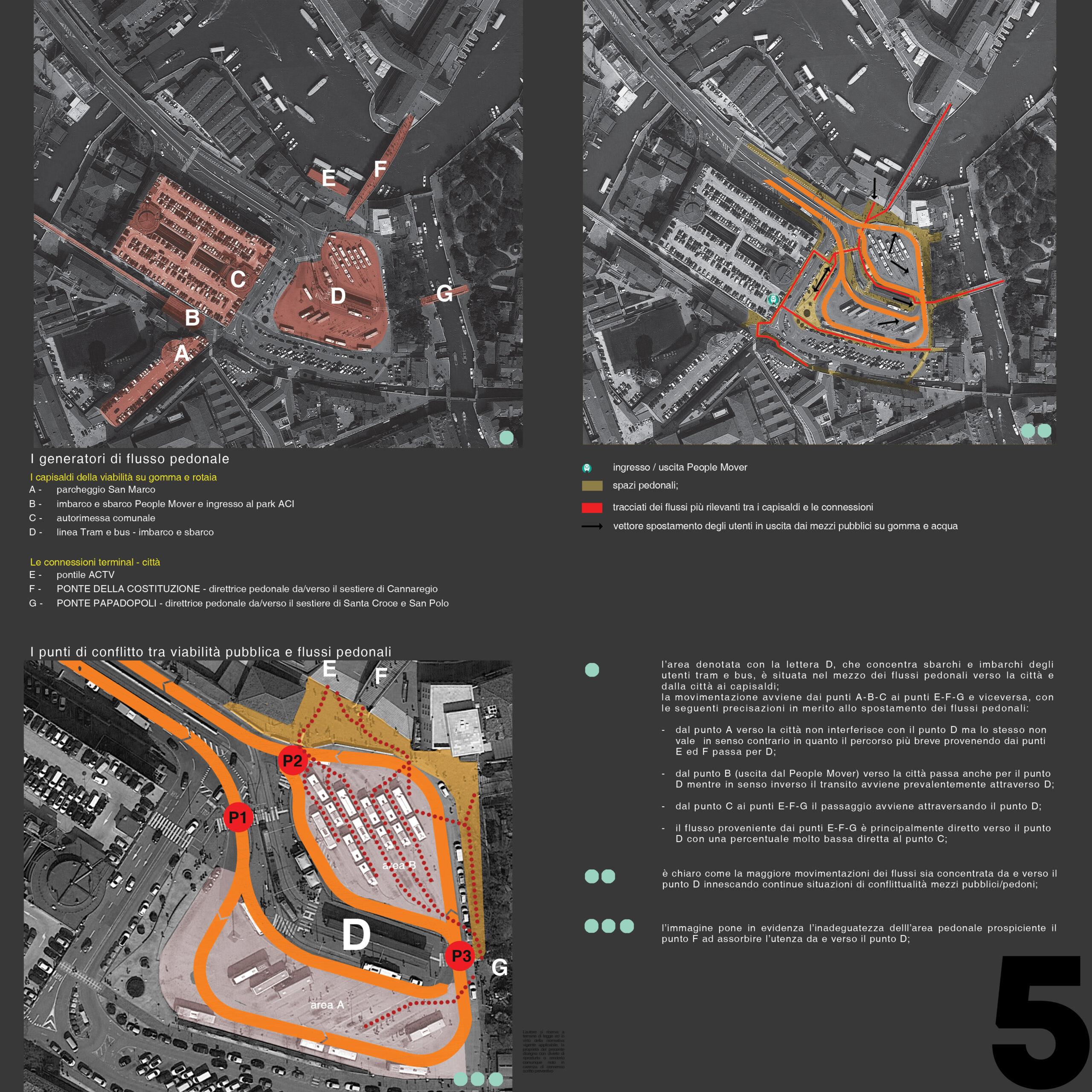 Piazzale Roma_piano di riassetto funzionale 05