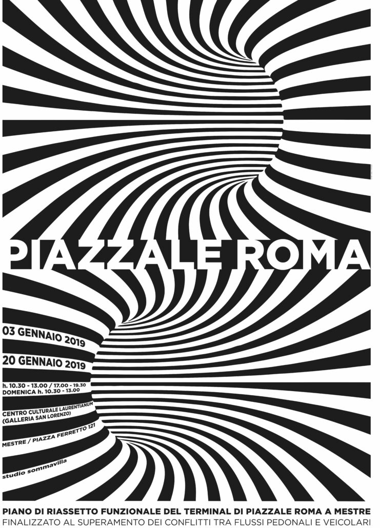 Piazzale Roma poster