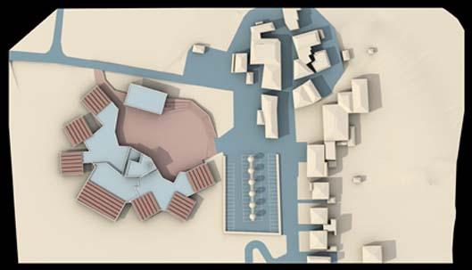 Bagno a Ripoli (FI), progetto per una scuola materna ed elementare